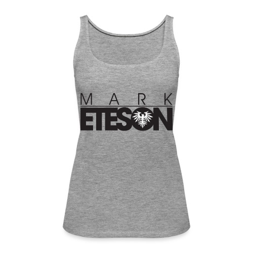 NEW Text Logo Large - Women's Premium Tank Top