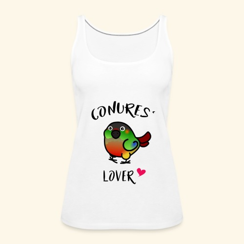 Conures' Lover: opaline - Débardeur Premium Femme