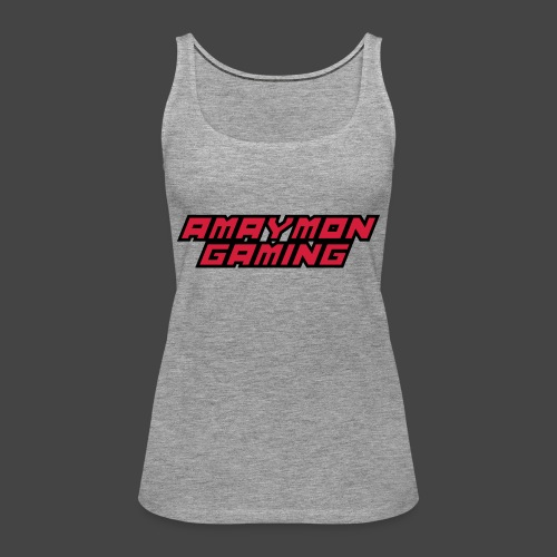 Amaymon Gaming Logo - Premiumtanktopp dam