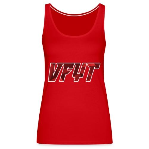 vfyt shirt - Vrouwen Premium tank top