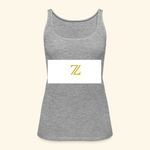 zaffer - Canotta premium da donna