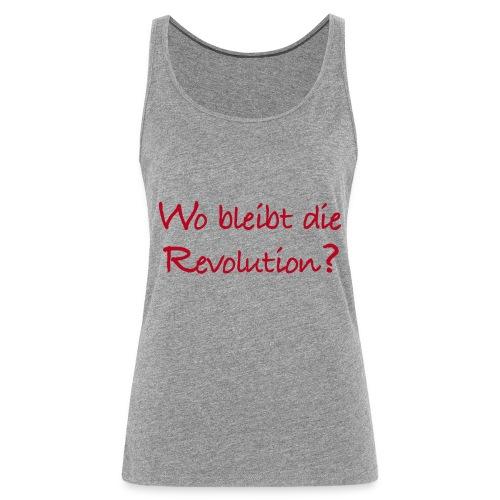 revo - Frauen Premium Tank Top