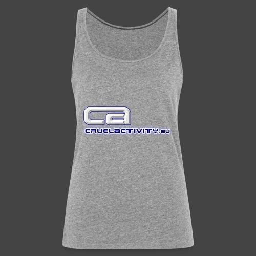 CruelActivity - The Liveact - Logo - Frauen Premium Tank Top