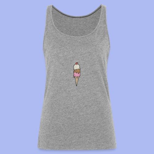 Elkin design - Camiseta de tirantes premium mujer