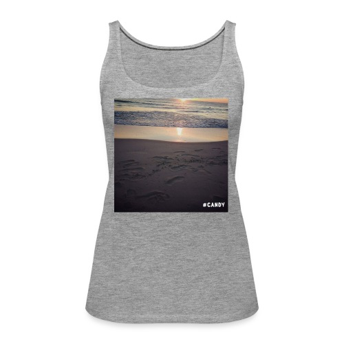 Wschód Słońca - Tank top damski Premium