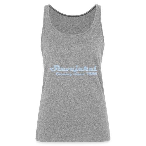 Stevejakal Merchandise - Frauen Premium Tank Top