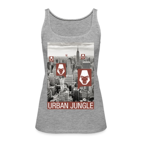 Urban Jungle UG - Women's Premium Tank Top