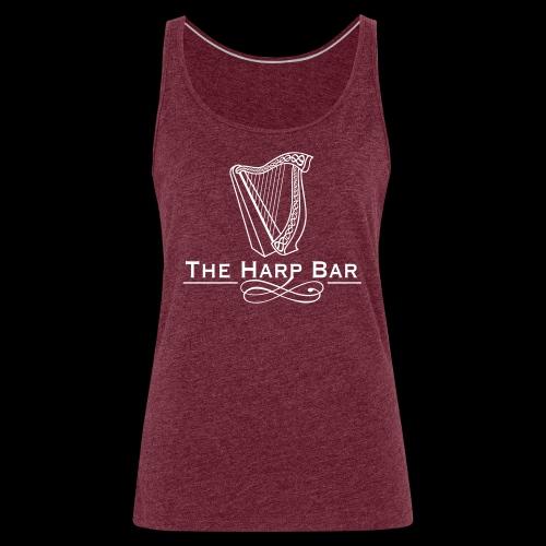 Logo The Harp Bar Paris - Débardeur Premium Femme