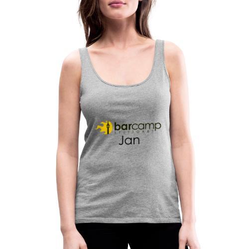 Logo Jan - Frauen Premium Tank Top