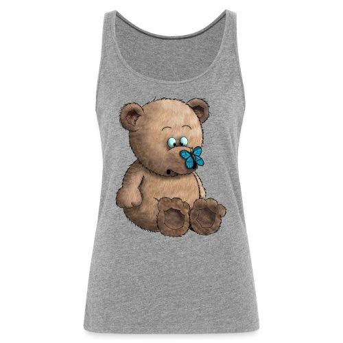 Teddybär - Frauen Premium Tank Top