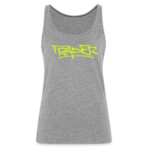 Trader - Women's Premium Tank Top