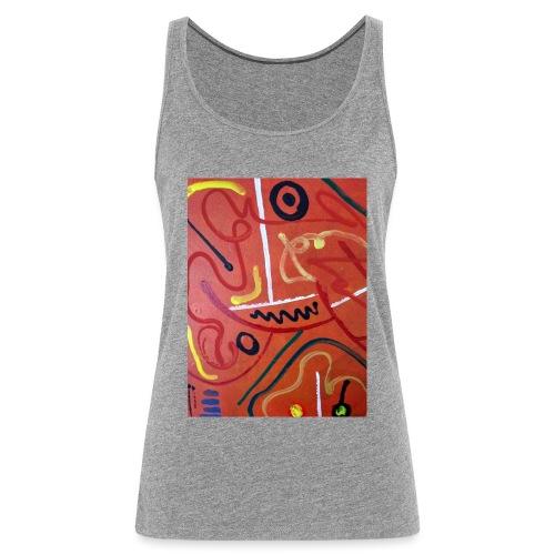 Antonius' Afrika2 - Camiseta de tirantes premium mujer