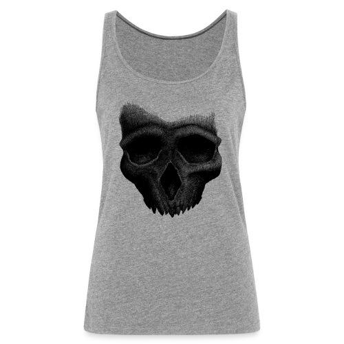 Simple Skull - Débardeur Premium Femme