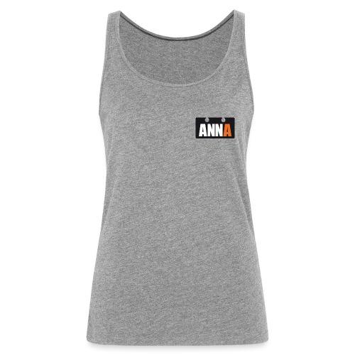 anna - Vrouwen Premium tank top