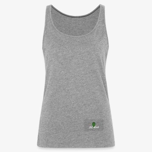 lilrak et blanco - Camiseta de tirantes premium mujer