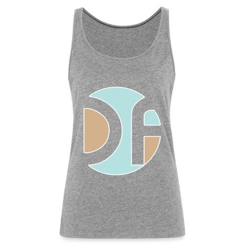 T-shirts DressingFashion - Débardeur Premium Femme