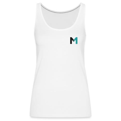 Logo M - Frauen Premium Tank Top