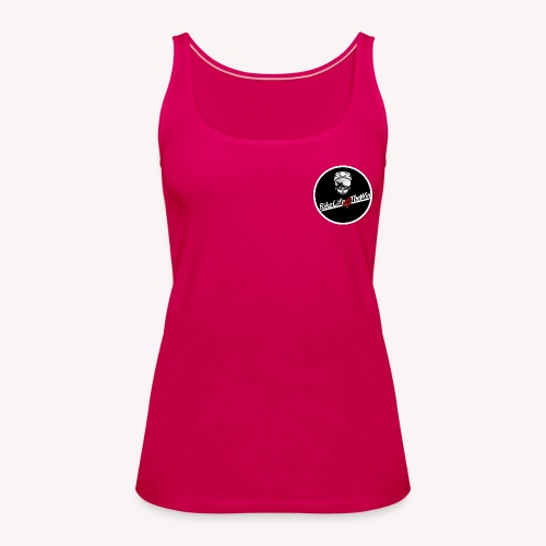 motorcycle Logo 2 - Women's Premium Tank Top
