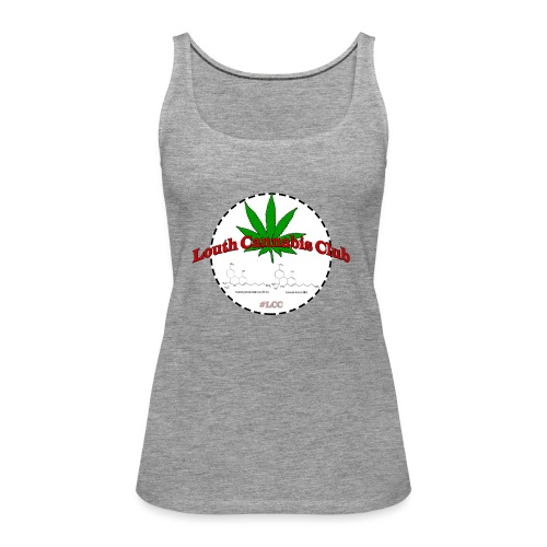 Louth cannabis club - Women's Premium Tank Top