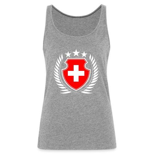 Schweiz - Frauen Premium Tank Top