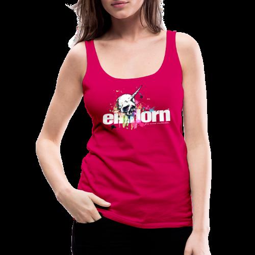 Einhorn - Frauen Premium Tank Top