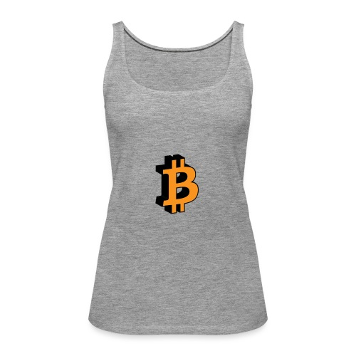 Bitcoin - Frauen Premium Tank Top
