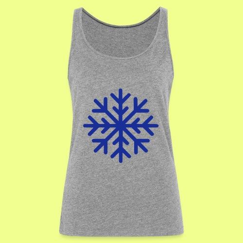 COPO DE NIEVE - Camiseta de tirantes premium mujer