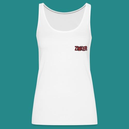 Zinker Logo trans - Frauen Premium Tank Top
