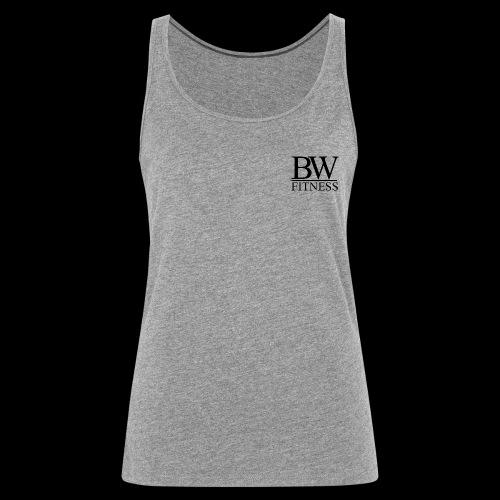 BW aesthetic - Women's Premium Tank Top