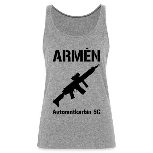 ARMÈN - Ak 5C - Premiumtanktopp dam