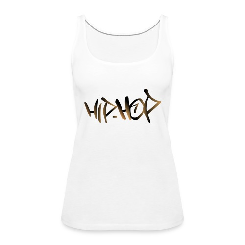 HIP HOP - Women's Premium Tank Top