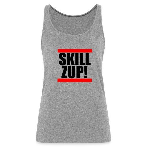 skillzup! - Frauen Premium Tank Top