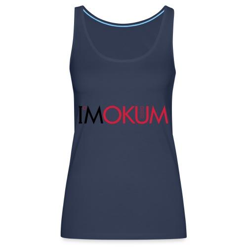 I'Mokum, Mokum magazine, Mokum beanie - Vrouwen Premium tank top