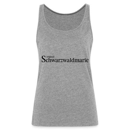 Schwarzwaldmarie - Frauen Premium Tank Top