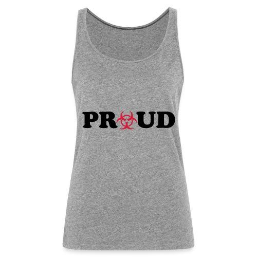 POZ Proud - Frauen Premium Tank Top