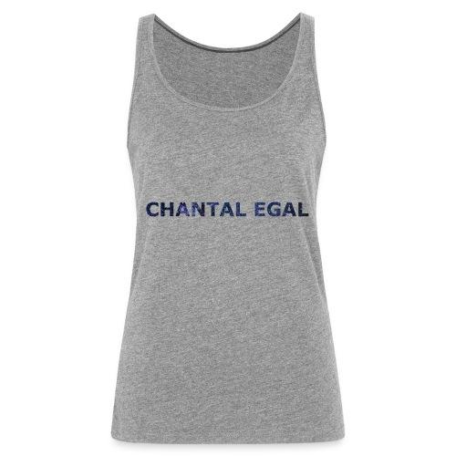 Chantal Egal Electronica Leipzig Ambient - Débardeur Premium Femme