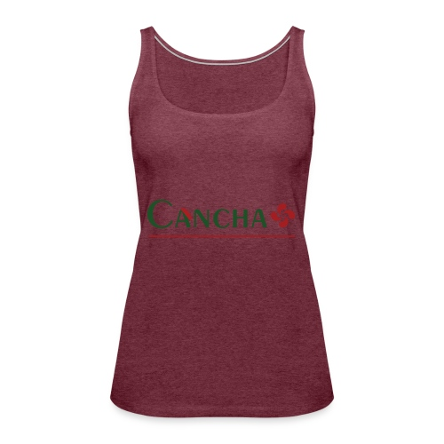 Cancha - Débardeur Premium Femme