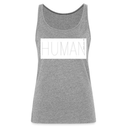 Human Collection 1.0 - Premiumtanktopp dam