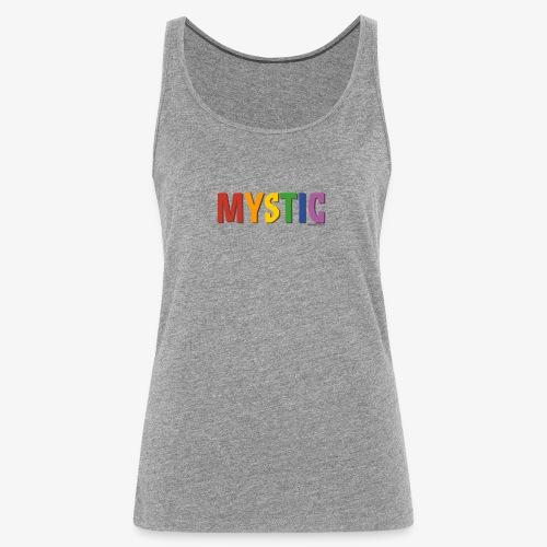 Mystic Pride (Rainbow) - Women's Premium Tank Top