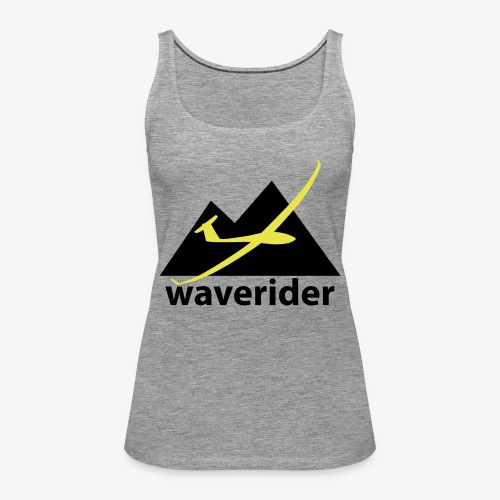 soaring-tv: waverider - Frauen Premium Tank Top