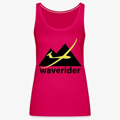 soaring-tv: waverider - Frauen Premium Tank Top