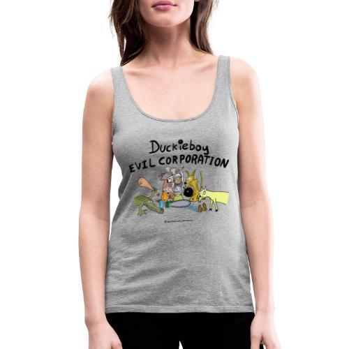 Foto corporativa - Camiseta de tirantes premium mujer