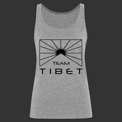 Team Tibet - Frauen Premium Tank Top