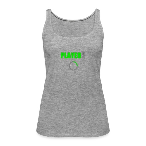 PLAYER 2 Videojuegos - Camiseta de tirantes premium mujer
