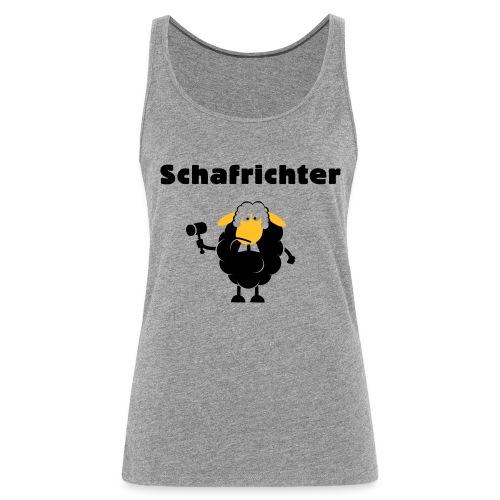 Schafrichter (Richter) - Frauen Premium Tank Top