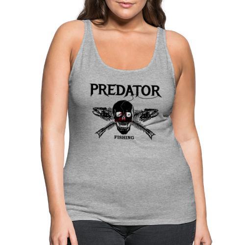 predator fishing polen - Frauen Premium Tank Top