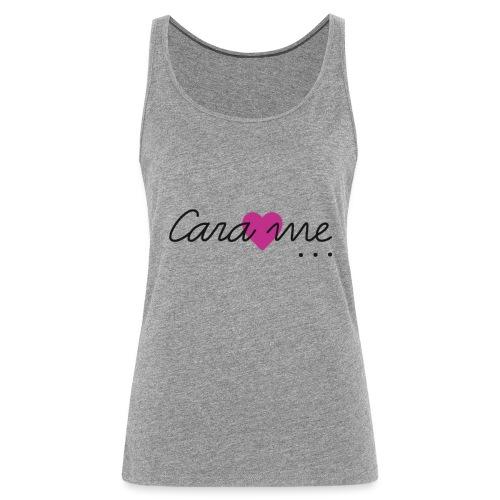 CARAME - Canotta premium da donna
