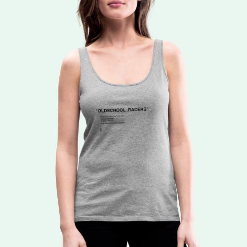 off school wear - Vrouwen Premium tank top