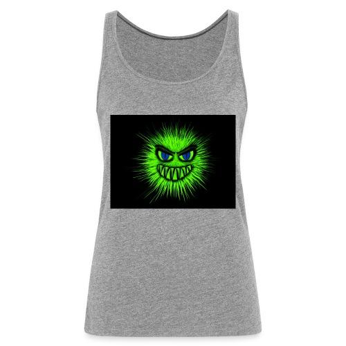Green monster - Débardeur Premium Femme