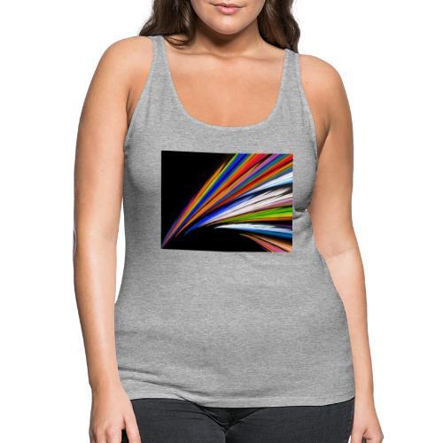 B683C907 A073 44F8 9154 08BB2CD1C358 - Camiseta de tirantes premium mujer
